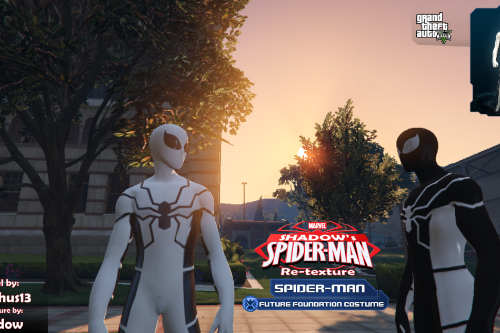 Spider-Man Future Foundation